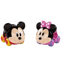 Oball Go Grippers Mickey & Minnie Mouse Biler - Multifarvet