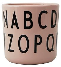 Design Letters Kop - Eat & Learn - ABC Cup - Nude