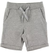 Name It Sweatshorts - Vermo - Noos - Gråmeleret