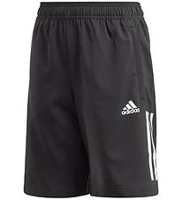 adidas Performance Shorts - Sort m. Striber