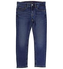 Tommy Hilfiger Jeans - Scanton Slim - Dark Blue Stretch