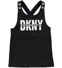 DKNY Tanktop - Junior D2 - Sort