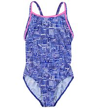 Funkita Badedragt - Diamond Back - UV50+ - Sky City