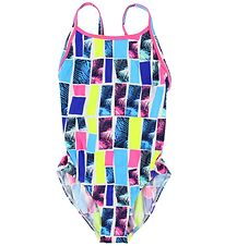 Funkita Badedragt - Diamond Back - UV50+ - Palm Bar
