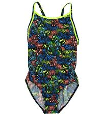 Funkita Badedragt - Eco Diamond Back - UV50+ - Colour Run