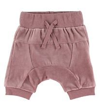 Fixoni Shorts - Velour - Rose Taupe