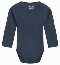 Hust and Claire Body l/æ - Berry - Uld/Bambus - Navy