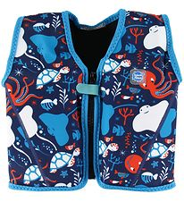 Splash About Badevest - Go Splash Float - UV50+ - Under The Sea