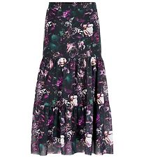 The New Nederdel - Floral Maxi Mesh - Big Flower