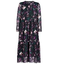 The New Kjole - Floral Maxi Mesh - Big Flower