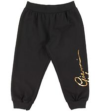 Versace Sweatpants - Sort m. Guld
