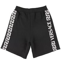 Versace Shorts - Sort m. Print