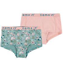 Name It Hipsters - Noos - NKfHipster - 2-pak - Pale Mauve