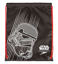 Speedo Gymnastikpose - Starwars Wet Kit Bag - Sort m. Stormtroop