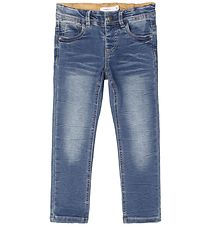Name It Jeans - Noos - NmmTheo - Medium Blue
