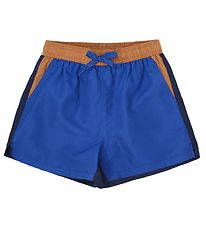 Soft Gallery Badeshorts - Dandy - Palace Blue