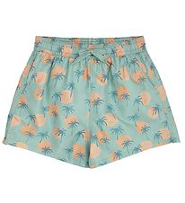 Soft Gallery Badeshorts - Dandy - Granite Green
