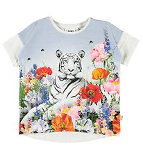 Molo T-shirt - Raeesa - Flower Tiger