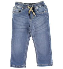Molo Jeans - Augustino - Soft Denim Blue