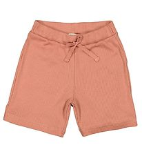 MarMar Shorts - Pants S - Rib - Rose Brown