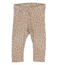 MarMar Leggings - Leo Leg - Rose Brown Leo