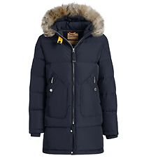 Parajumpers Dunfrakke - Long Bear - Navy