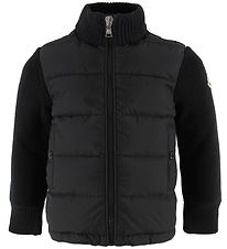 Moncler Cardigan - Maglia Tricot - Sort