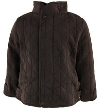 byLindgren Termojakke m. Fleece - Little Leif - Dark Coffee