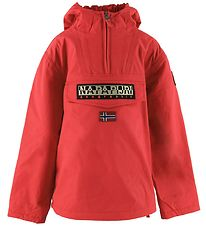 Napapijri Vinterjakke - Rainforest Anorak - High Risk Red