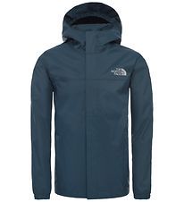 The North Face Sommerjakke - Resolve Reflective - Blue Wing Teal
