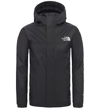 The North Face Sommerjakke - Lang - Resolve Reflective - Sort