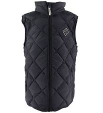 GANT Dynevest - Diamond Puffer - Sort
