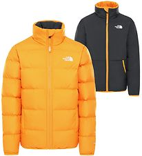 The North Face Dunjakke - Vendbar - Andes - Summit Gold/Sort