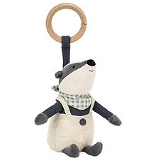 Jellycat Ophæng - Little Rambler Badger