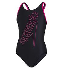 Speedo Badedragt - Boomstar Placement Flyback - Sort