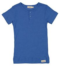 MarMar T-Shirt - Rib - Space Blue