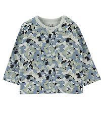Petit by Sofie Schnoor Bluse - AOP Camouflage