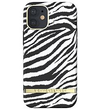 Richmond & Finch Cover - iPhone 12 Mini - Zebra