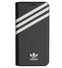 adidas Originals Klapcover - iPhone 12 Pro Max - Sort