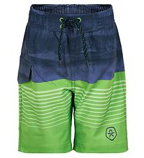 Color Kids Badeshorts - Jasmine Green