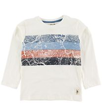 Small Rags Bluse - Nimbus Cloud