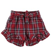 Hust and Claire X-Mas Shorts - Helena - Rio Red