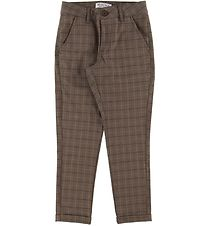 Hound Chinos - Fashion Chino Checks - Brown