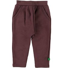 Freds World Sweatpants - Plum Purple