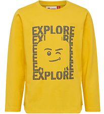 Lego Wear Bluse - Tiger - Yellow