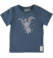 Wheat Disney T-shirt - Dumbo - Bering Sea