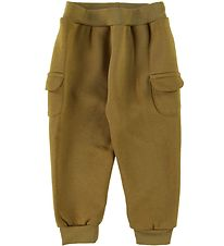 Freds World Sweatpants - Dark Olive