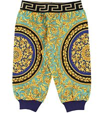 Versace Sweatpants - Mint m. Print