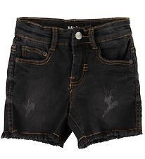 Molo Shorts - Avian - Washed Black