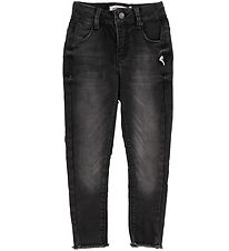 Cost:Bart Jeans - Patricia - Medium Black Wash